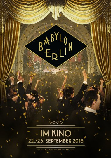 Babylon Berlin (Staffel 1 & 2)